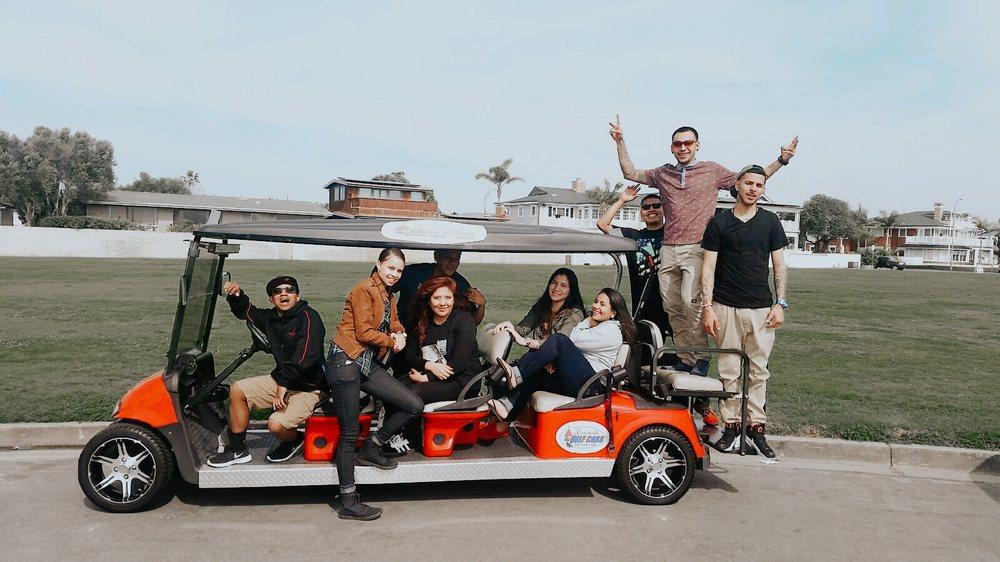Coronado Golf Cart Rentals: 1017 Isabella Ave, Coronado, CA