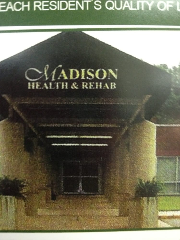 Madison Health & Rehab