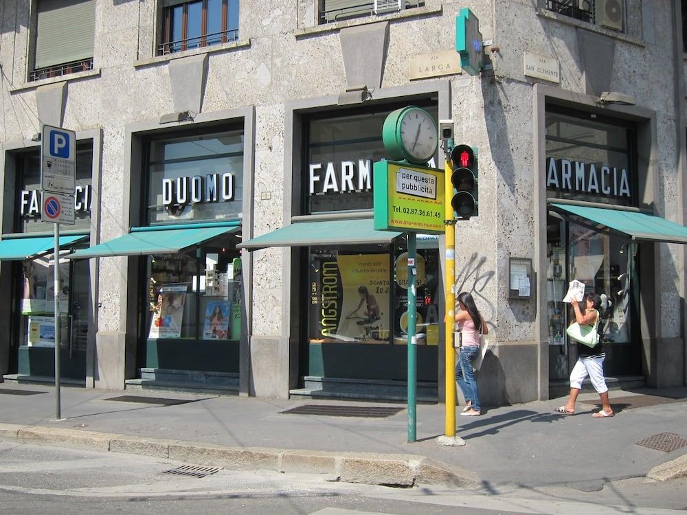 Farmacia del Duomo: Via Larga 6, Milan, MI