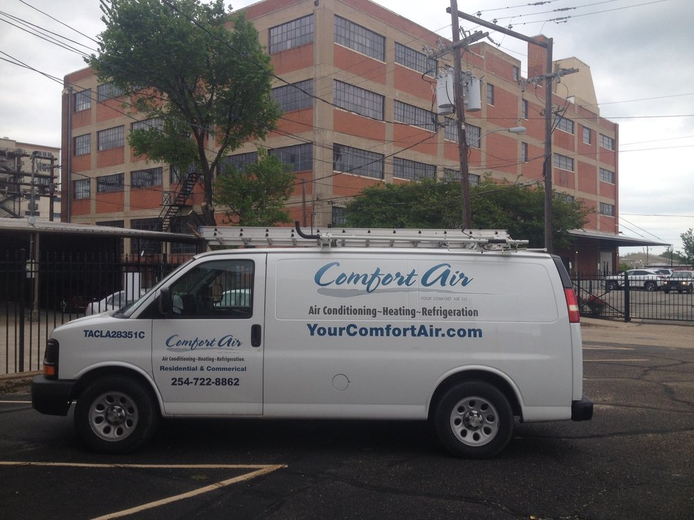 Your Comfort Air: 323 N Industrial Dr, Waco, TX