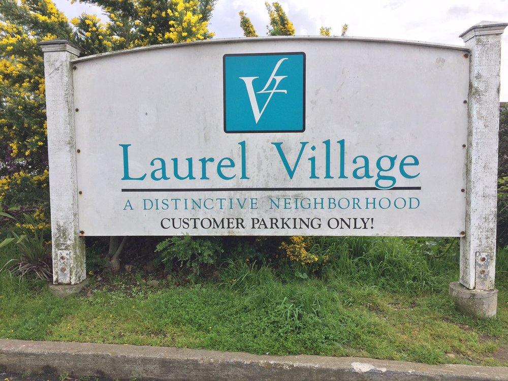 Laurel Village Shopping Center