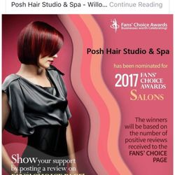 Posh Hair And Spa Hair Salons 2770 Som Center Rd Willoughby