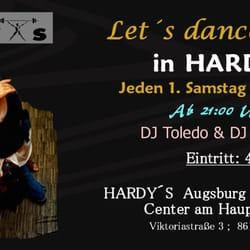 Hardys Augsburg salsa elegante schools viktoriastr 3 augsburg bayern
