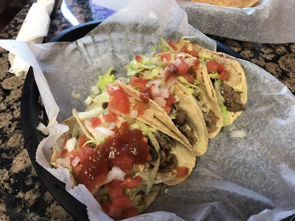 Taco Express: 500 N Charleston Ave, Fort Meade, FL