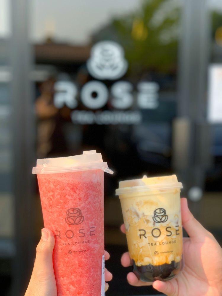 Rose Tea Lounge: 9160 E Stockton Blvd, Elk Grove, CA