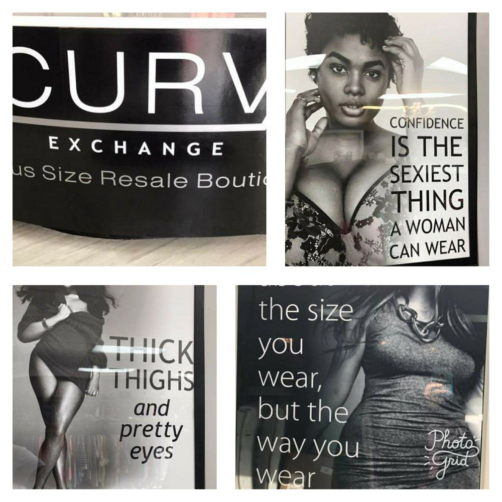 Curv Exchange Clearwater Plus Size Resale Boutique: 1916 Gulf To Bay Blvd, Clearwater, FL