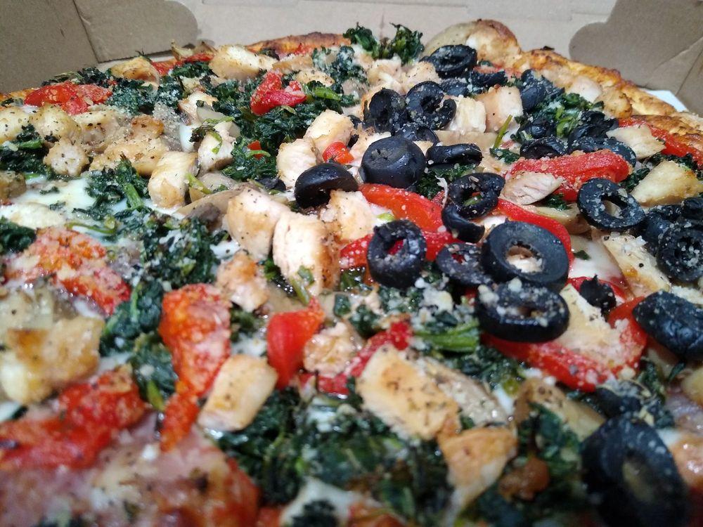 7 T's Pizza: 580 Doe Run Rd, Coatesville, PA