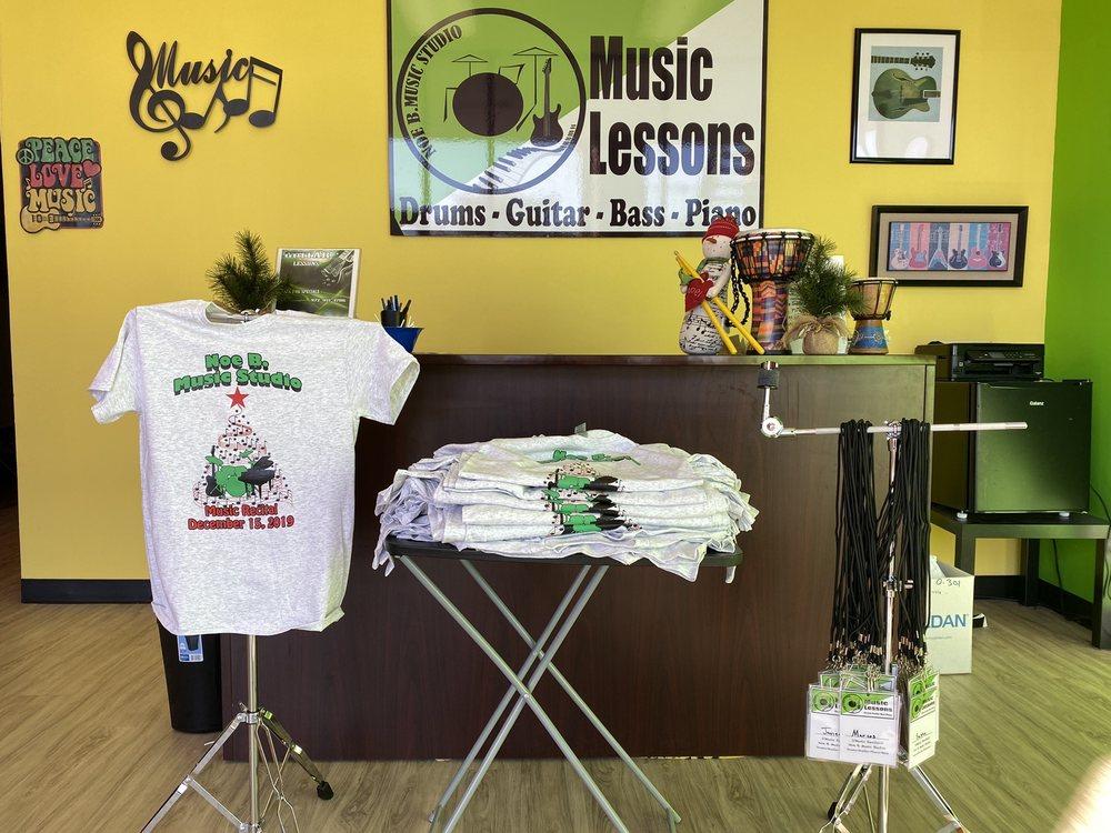 Noe B. Music Studio: 2301 N Central Expressway 272 Plano Tx 75075, Plano, TX