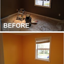 Photo Of Paint The Town Painting Contractor Seattle Wa United States