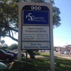 Baptist Primary Care Beaches Jacksonville Beach Fl