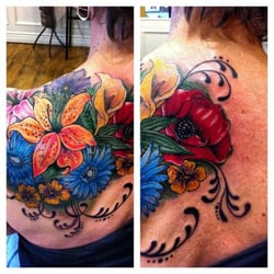 Mirellas Touch Of Class Tattoo 6672 Hastings Street Burnaby