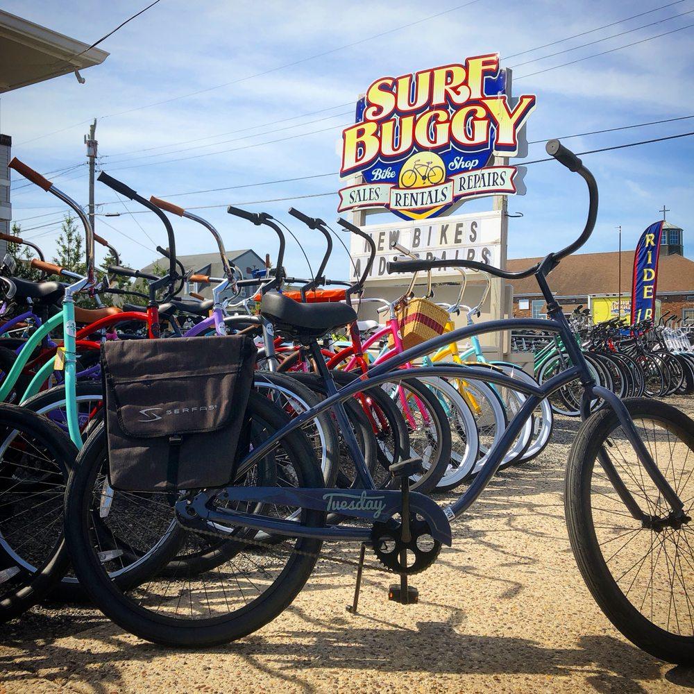 Surf Buggy Bike Shop - Surf City
