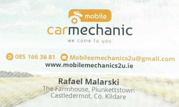 how to become a car mechanic in ireland