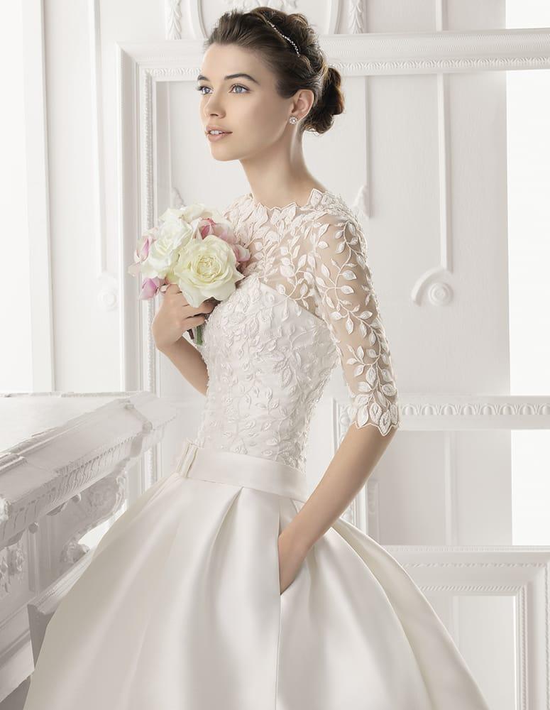 Jedes Brautkleid Ist Eine Faszinierende Kunst Und Wirkt Vor Allem