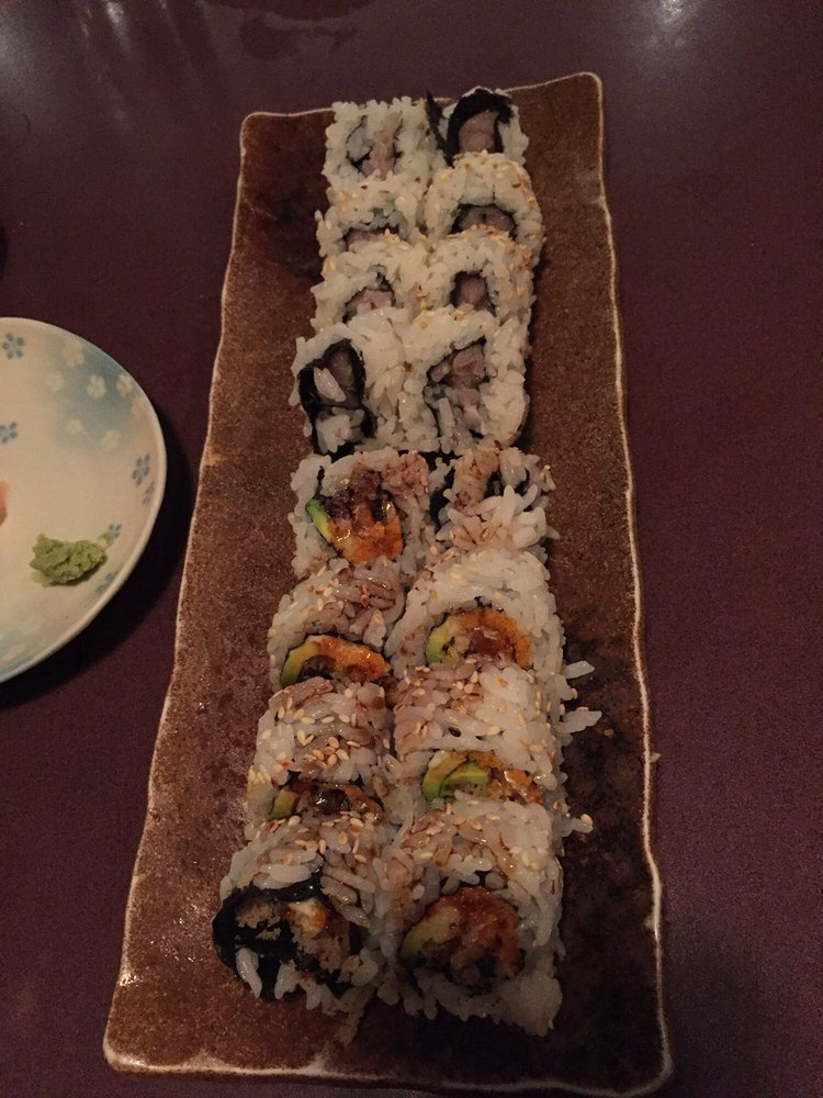 Simon's Sushi: 810 N Central Expy, Plano, TX
