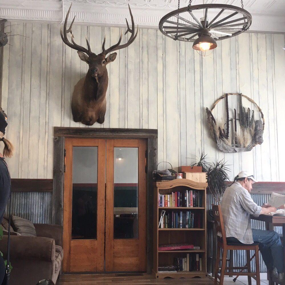 Coffee Corral: 112 E Park St, Anaconda, MT