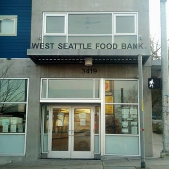 West Seattle Food Bank - Food Banks - 3419 SW Morgan St