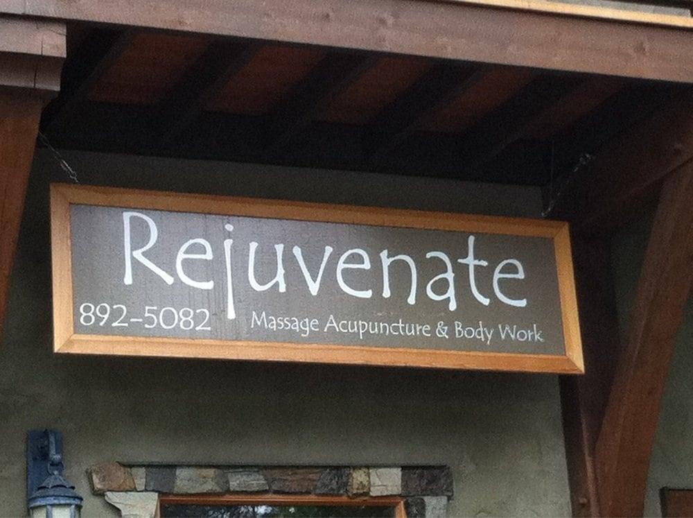 Rejuvenate Massage & Accupuncture: 729 Nucleus Ave, Columbia Falls, MT