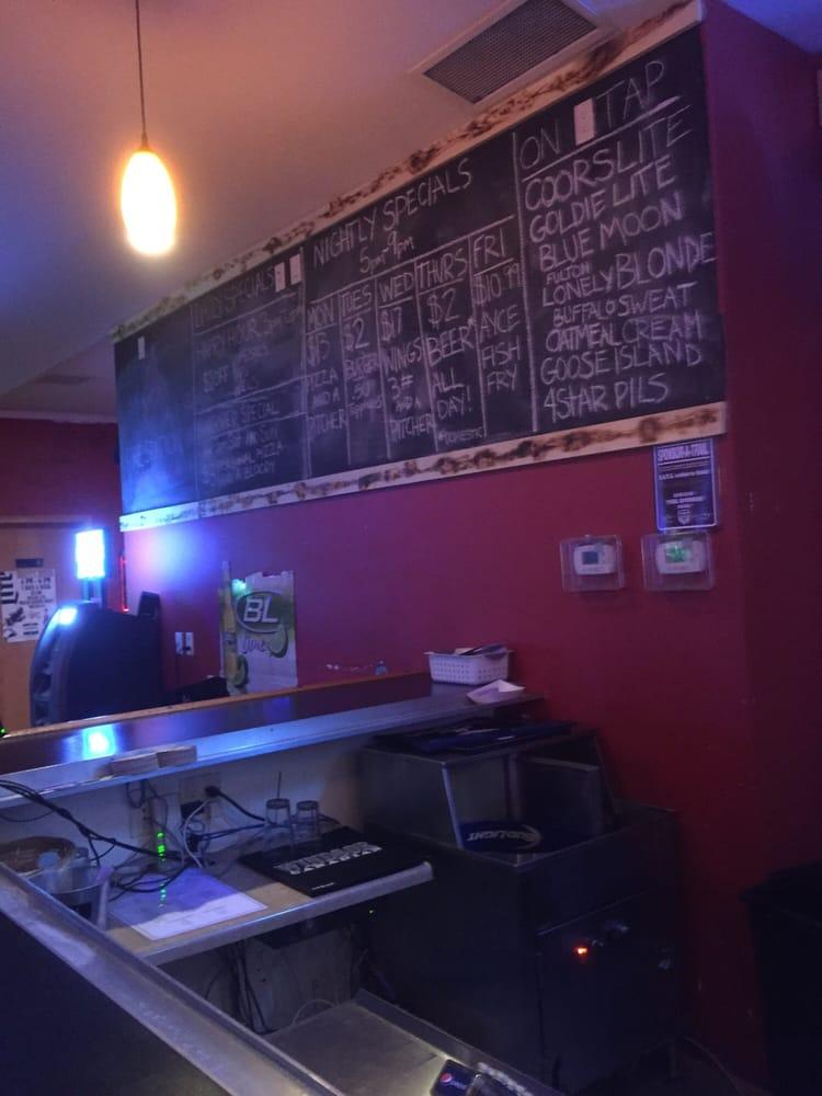Firestation Bar and Grill: 203 Sanstead St W, Garfield, MN