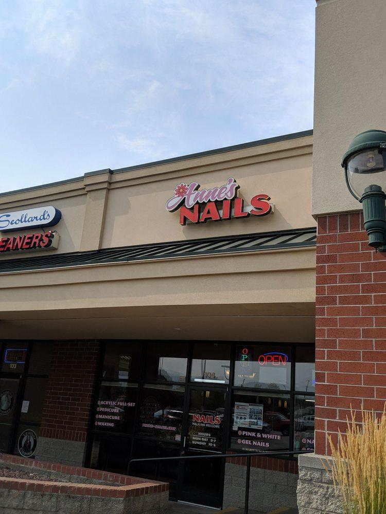 Anne's Nails: 1235 N Liberty Lake Rd, Liberty Lake, WA
