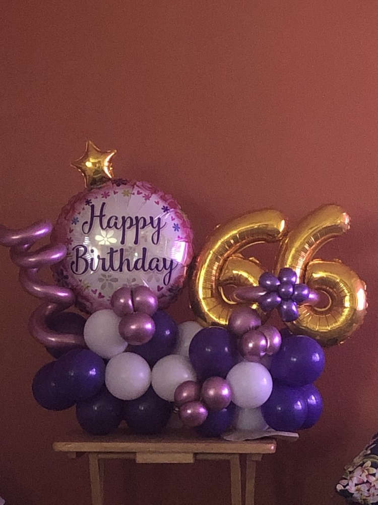 Balloon Boom Decor: 16415 Colima Rd, Hacienda Heights, CA