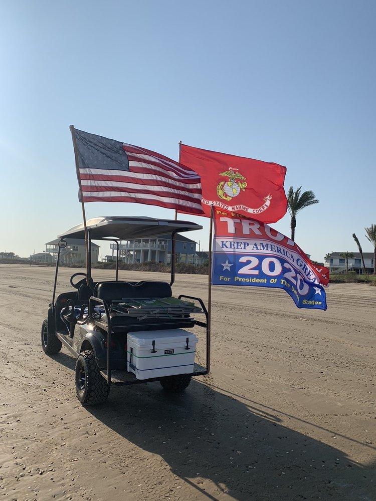 Texas Custom Carts: 2101 State Hwy 87, Bolivar Peninsula, TX