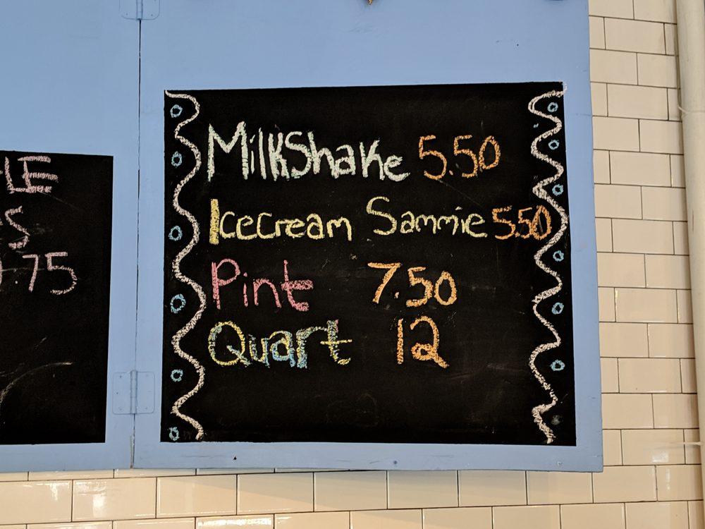 Jake's Ice Creams & Sorbets: 660 Irwin St, Atlanta, GA