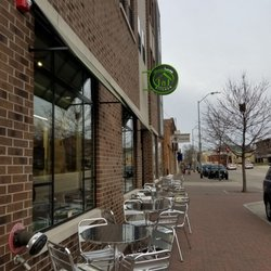 Photo of GreenHouse Kitchen - Cedar Falls, IA, United States. Outdoor  seating is