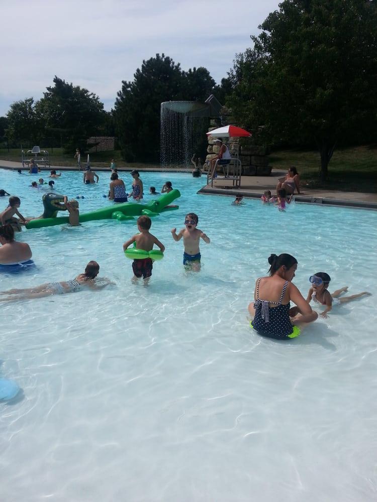 Leawood Aquatic Center Swimming Pools 10601 Lee Blvd Shawnee Mission Ks United States