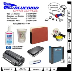 Photo Of Bluebird Office Supplies Los Angeles Ca United States