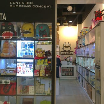MR BOX Cube Concept Store - Concept Stores - No.1, Jalan SS7 ...