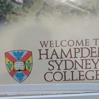 Hampden Sydney Campus Map.Hampden Sydney College Colleges Universities 1 College Rd