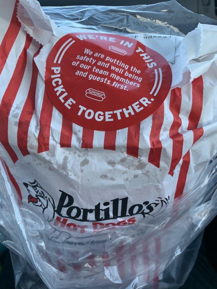 Food from Portillos