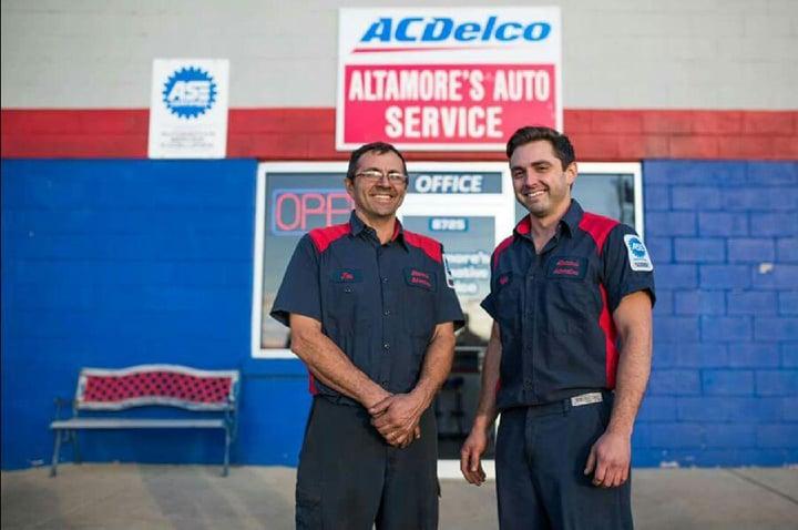 Altamore's Automotive Service: 8725 Town Hall Rd, Belvidere, IL