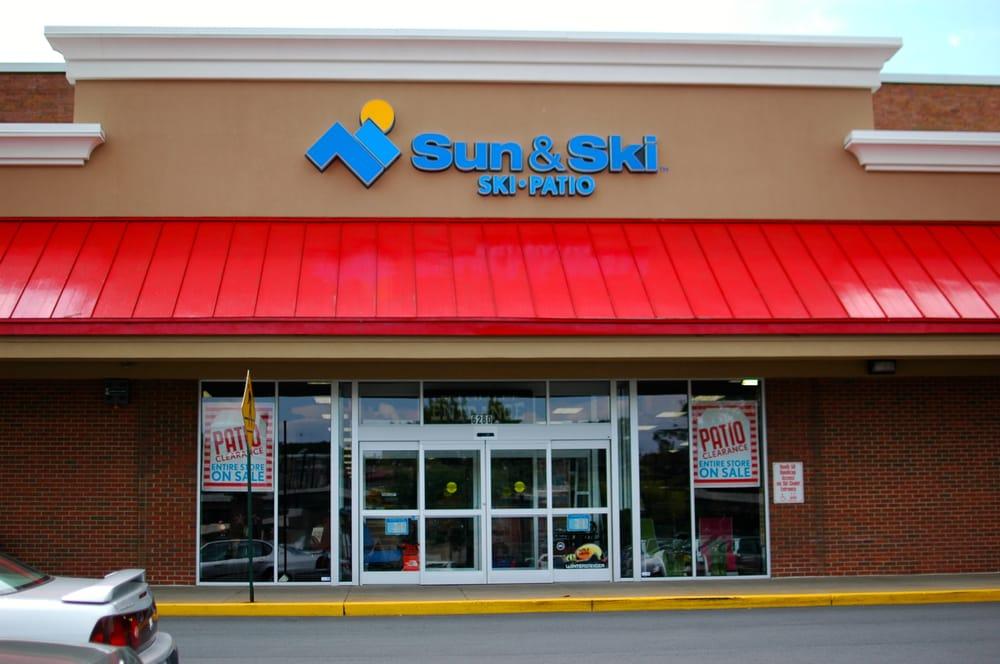 Sun & Ski Sports: 6280 Seven Corners Ctr, Falls Church, VA
