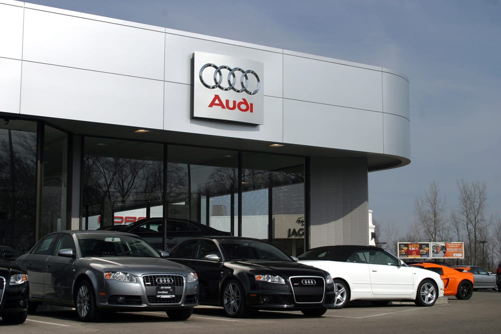 Byers Audi Central Ohios New Used And CPO Audi Dealer N - Audi dealers in ohio