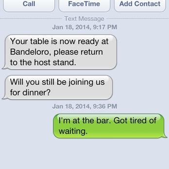 Bandolero CLOSED Photos Reviews Mexican M St - Open table washington dc