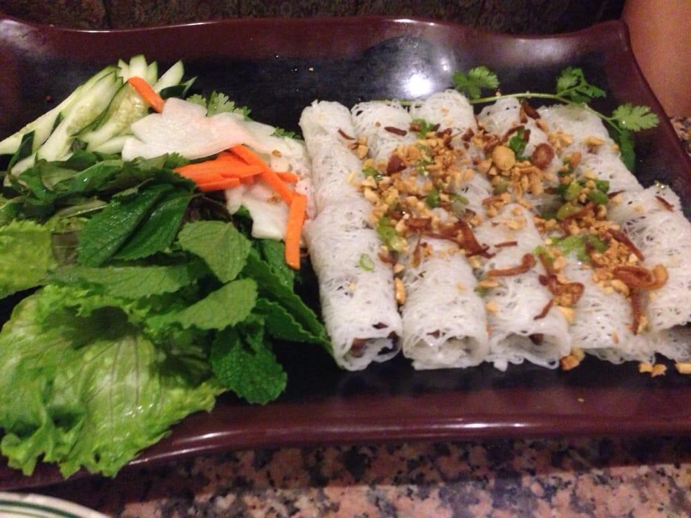 Vermicelli pork rolls yelp for Bamboo garden corpus christi menu