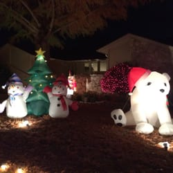Photo Of Interlochen Holidays Lights Display   Arlington, TX, United  States. Lots Of