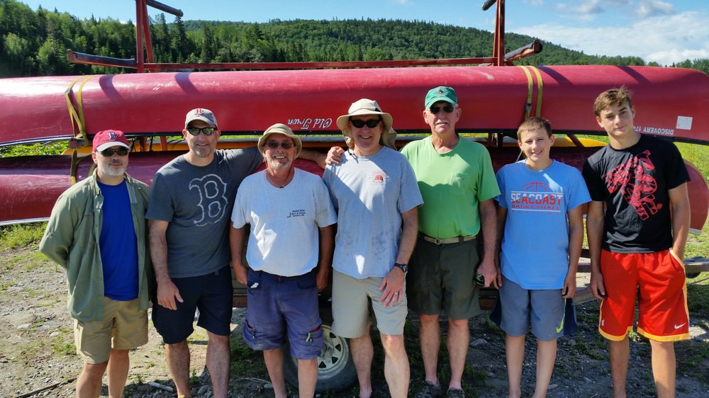 Maine Quest Adventures: 2062 Medway Rd, Medway, ME