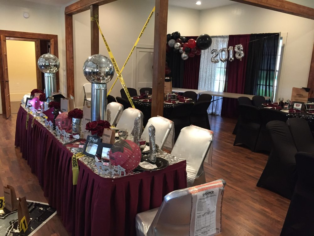 S and R Barn Events: 17093 Midway Rd, Terry, MS