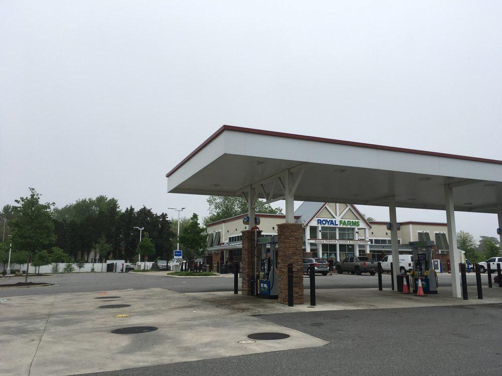 Tesla Supercharger - Grasonville: 108 Jackson Creek Rd, Grasonville, MD