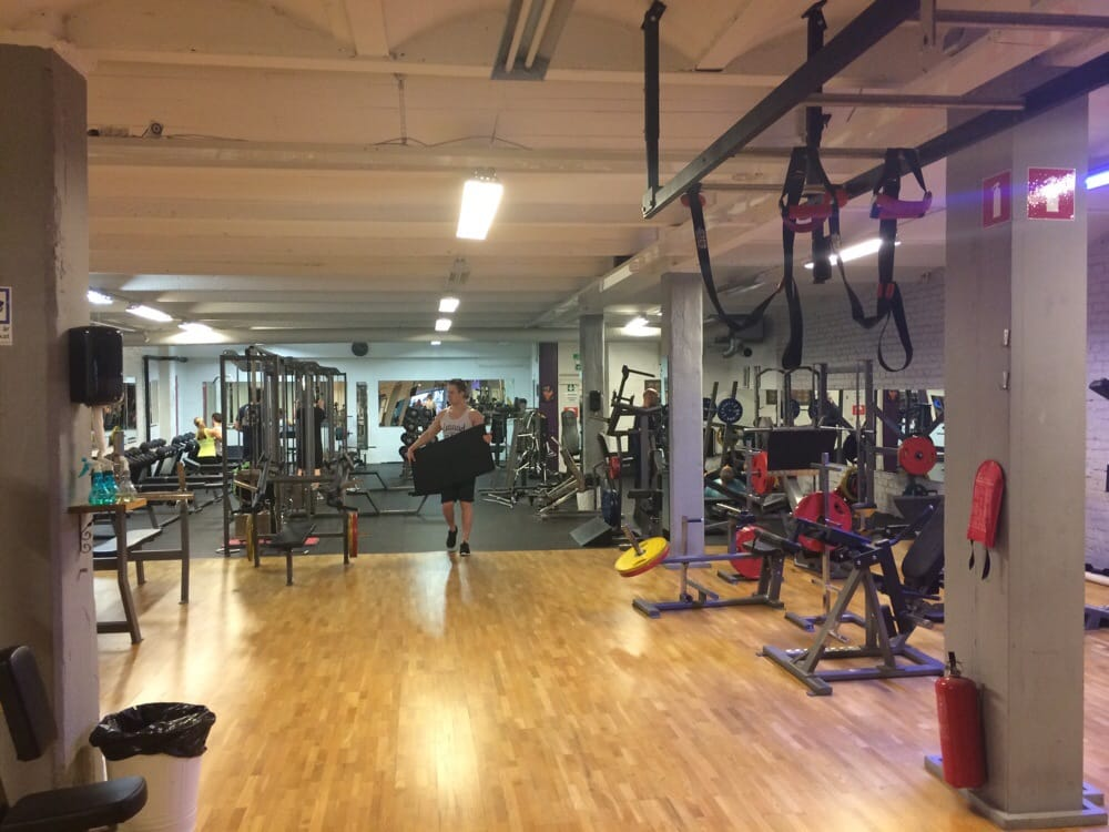 power gym stockholm
