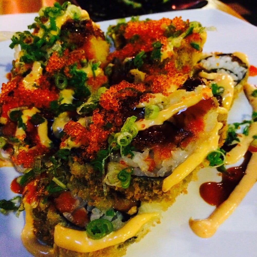 T.T. Roll - Deep-Fried Spicy Tuna - Yelp