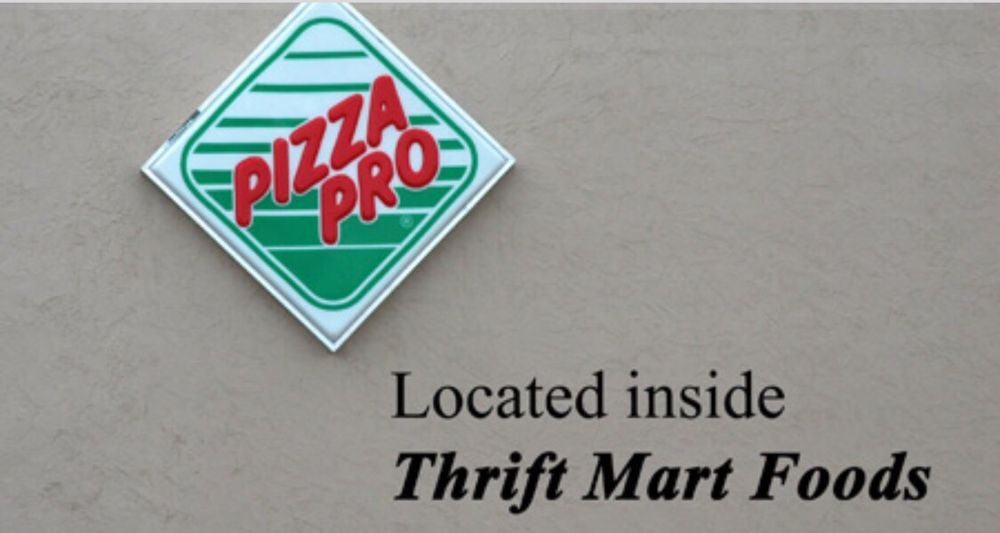 Pizza Pro: 108 N 1st St, Bangs, TX