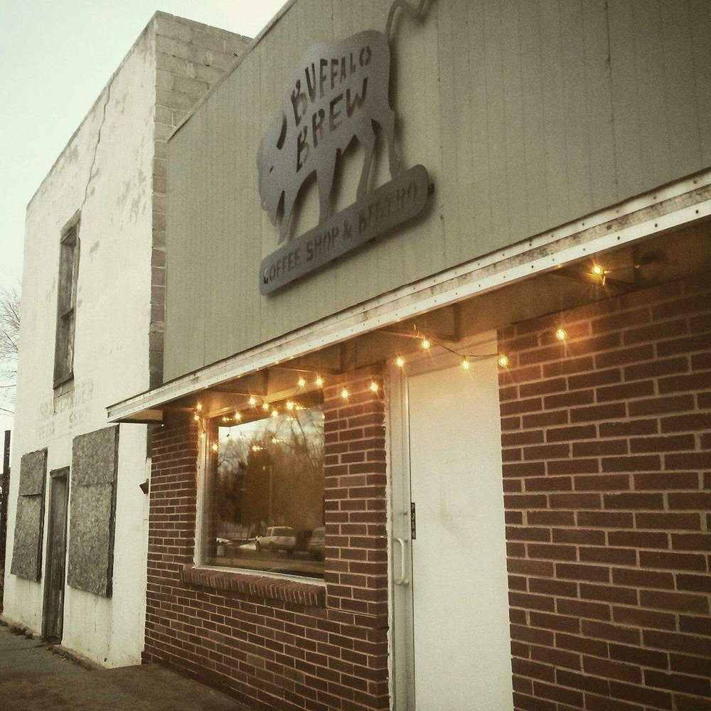 The Buffalo Brew: 121 Main St, Mission, SD