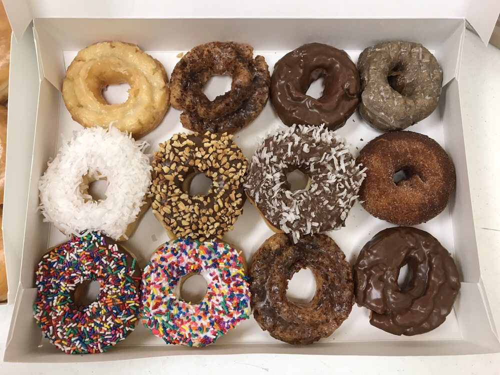 Donut Town: 6619 Forest Hill Dr, Fort Worth, TX