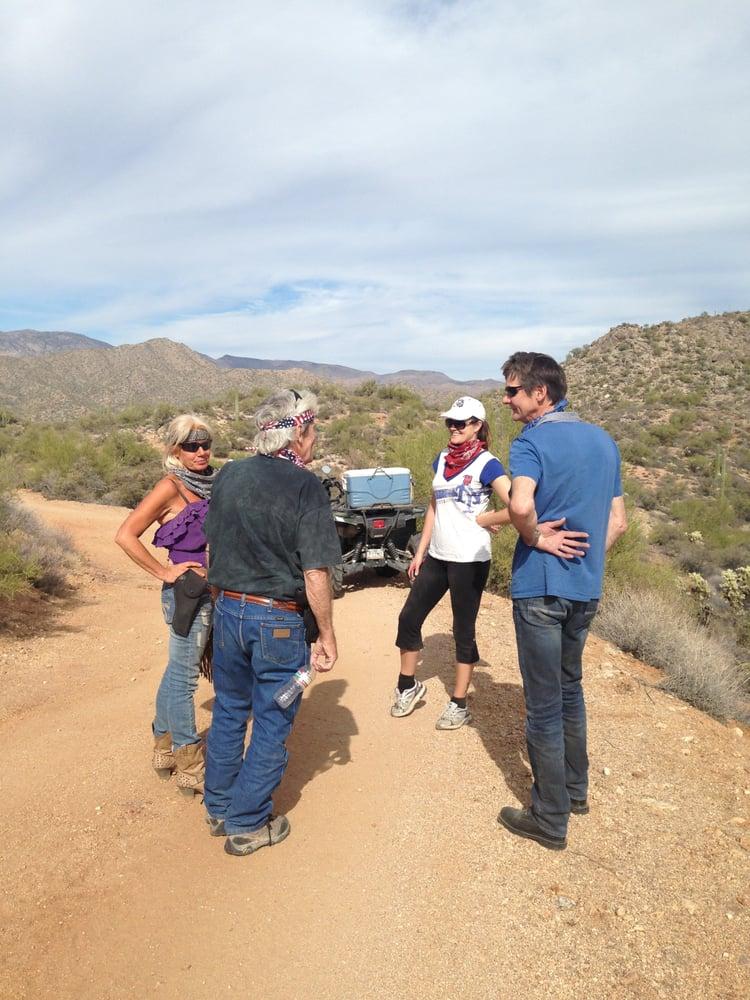 Adventures of a Lifetime ATV: 36675 S Scenic Loop Rd, Wickenburg, AZ