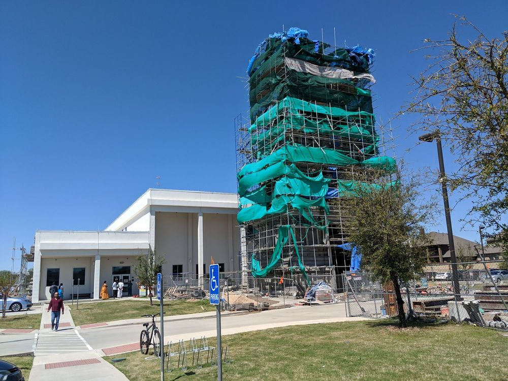 Karya Siddhi Hanuman Temple: 12030 Independence Pkwy, Frisco, TX
