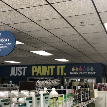 Reno Paint Mart >> Reno Paint Mart Keeps This Promise Yelp